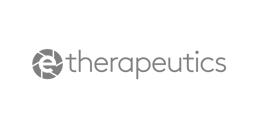 e-therapeutics logo